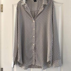 Ann Taylor size 12 blouse